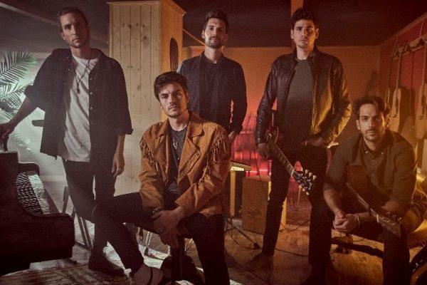 Imagen del grupo español pop DVICIO