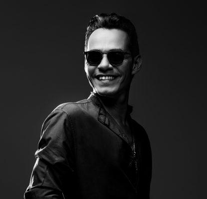 Imagen del artista de música latina Marc Anthony