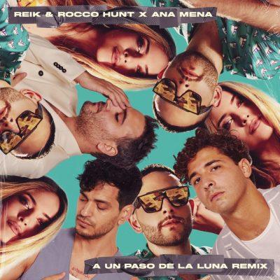 Portada de A Un Paso De La Luna (Remix)