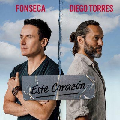 Portada de Este Corazón de Diego Torres y Fonseca