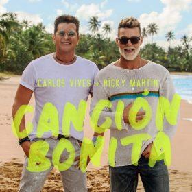 Portada de Canción Bonita de Carlos Vives y Ricky Martin