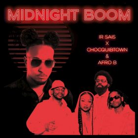 Portada de Midnight Boom