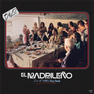 Portada de El Madrileño: Live at NPR's Tiny Desk