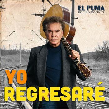 Portada del single Yo regresaré de José Luis Rodríguez El Puma