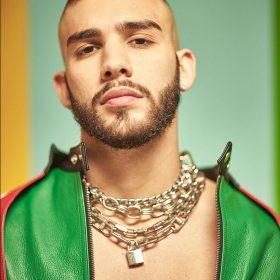 Imagen del artista colombiano de género urbano y reggaetonManuel Turizo