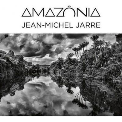 Portada de Amazonia_Jean Michel Jarre