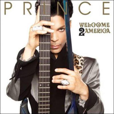 Portada del álbum de Prince_welcome 2 america