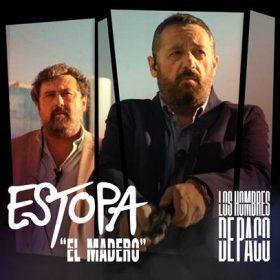 """Portada de """"El madero"""" de Estopa"""