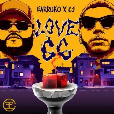 "Portada de ""Love 66"" de Farruko y CJ"
