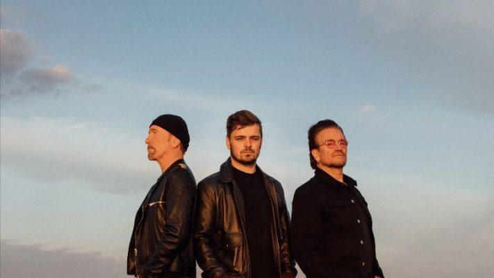 Martin Garrix y U2 publican el himno oficial de la UEFA 2020