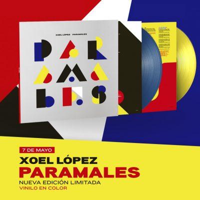 Foto vinilo Paramales de Xoel López