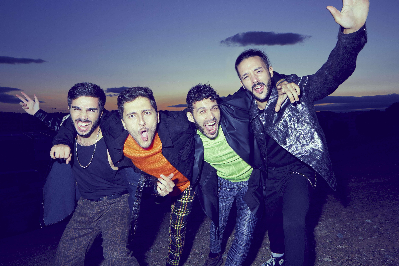 """Arde Bogotá presenta su álbum debut: """"La noche"""""""