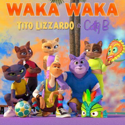 Portada de Waka Waka