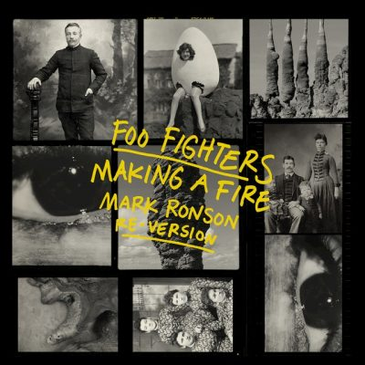 Portada de Making A Fire (Mark Ronson Re-Version)