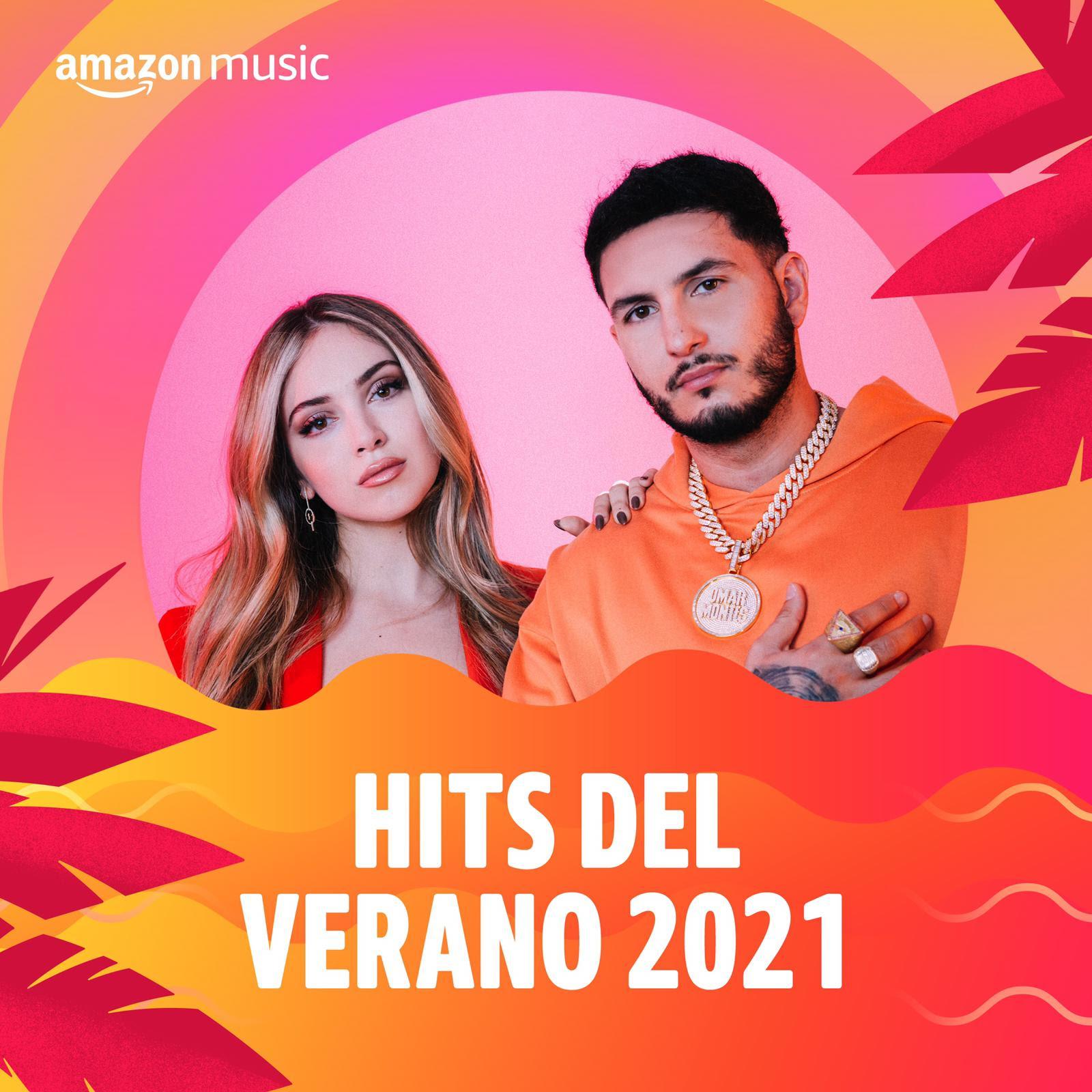 """Omar Montes y Ana Mena protagonistas del primer Amazon Original en España con """"Solo"""" Remix"""