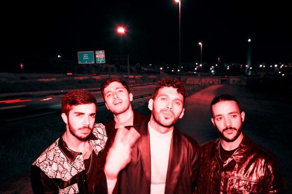 Imagen de banda española Arde Bogotá