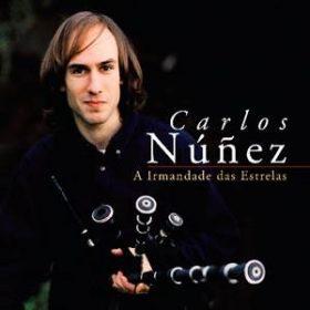 """Portada de """"A irmandade das estrelas"""" de Carlos Nuñez"""