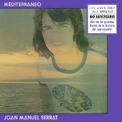 """50 años de """"Mediterráneo"""": el disco de Serrat que sigue marcando generaciones"""