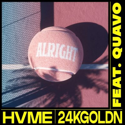 Portada de Alright (feat