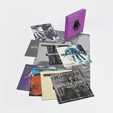 Ultra | The 12″ Singles de Depeche Mode a la venta el 10 de septiembre