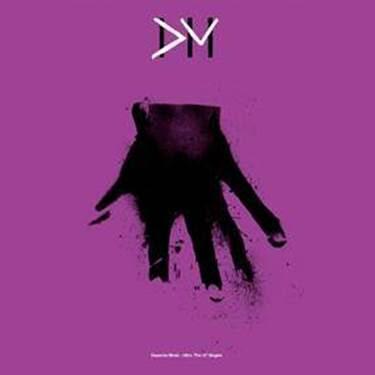 """Portada de Ultra I The 12"""" Series de Depeche Mode"""