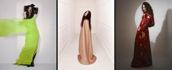 Imagen de Marisa Monte en el video Portas