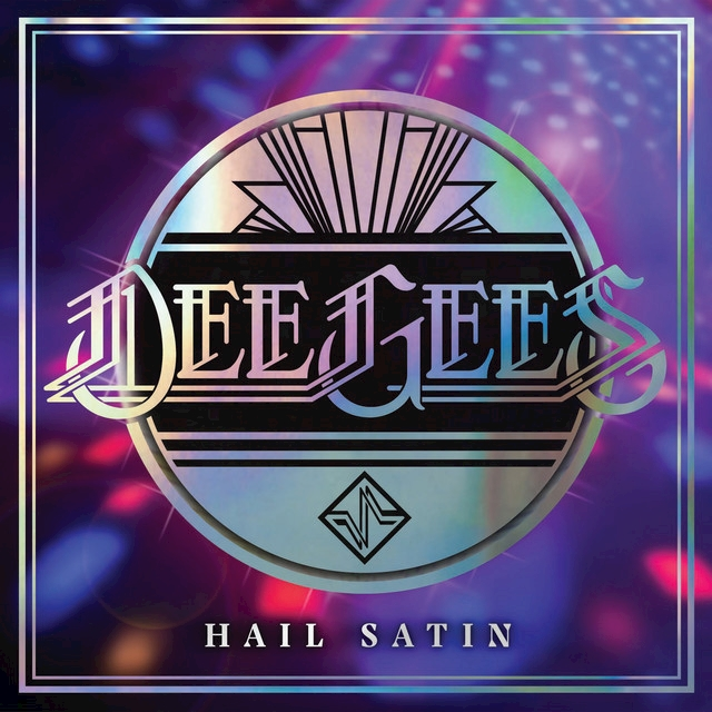 Dee Gees / Hail Satin – Foo Fighters / Live