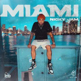Portada de Miami de Nicky Jam