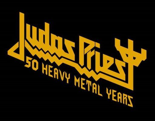 "Portada de ""5a Heavy Metal Years"" de judas priest"