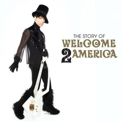 Portada del podcast Welcome 2 America de Prince
