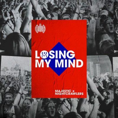 Portada de Losing My Mind