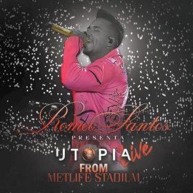 Portada de Utopia Live From MetLife Stadium