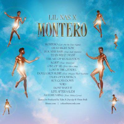 """Lil Nas X publica su primer álbum: """"Montero"""""""