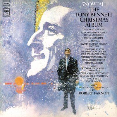 Portada de Snowfall: The Tony Bennett Christmas Album