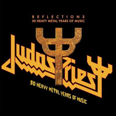 Portada de Reflections: 50 Heavy Metal Years Of Music