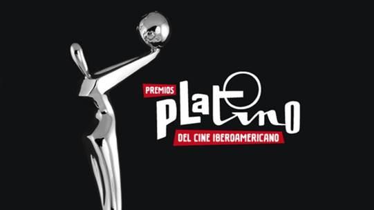Cartel Premios Platino