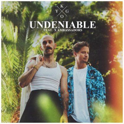 Portada de Undeniable (ft