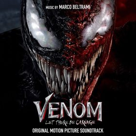 Portada de Venom: Let There Be Carnage (Original Motion Picture Soundtrack)