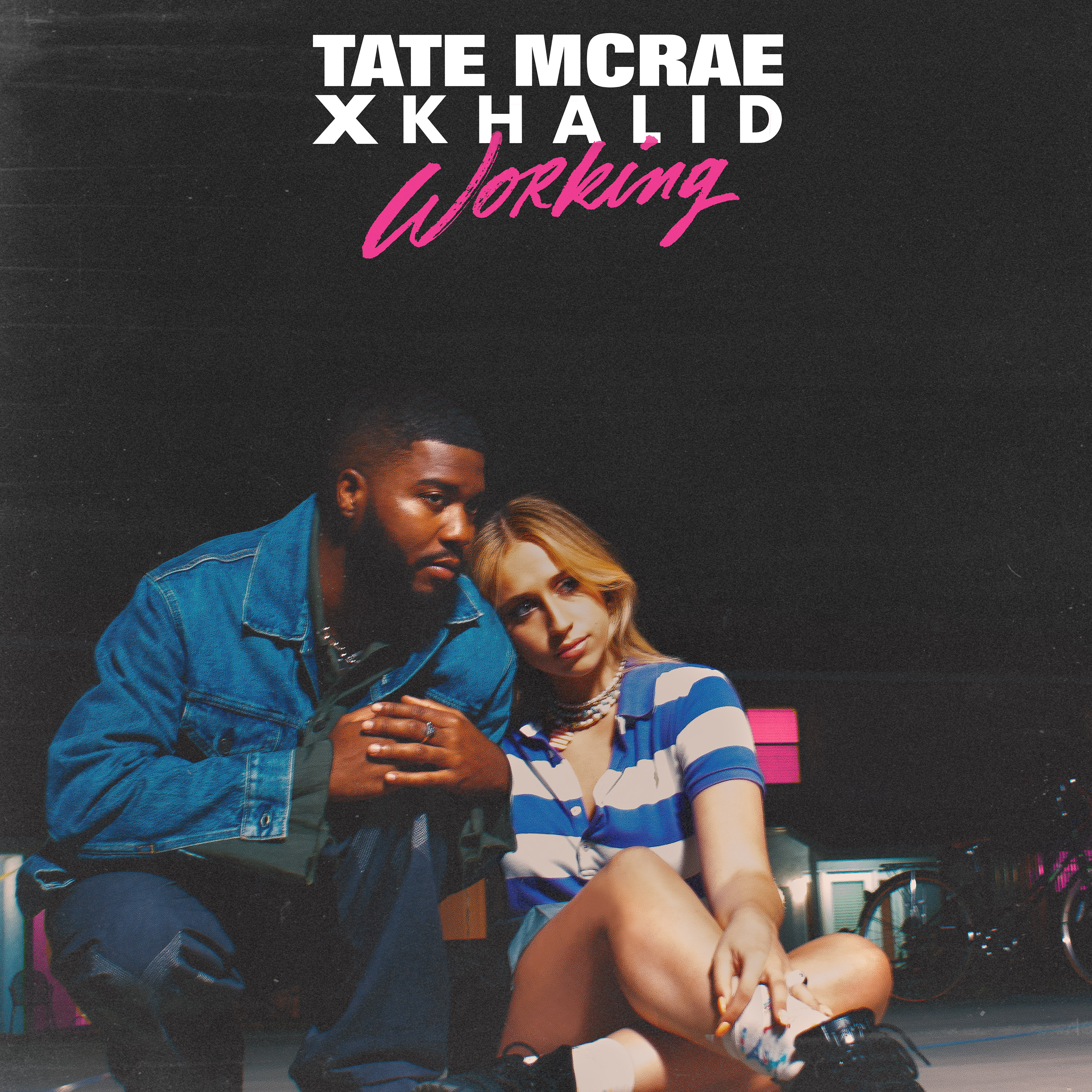"""Tate McRae and Khalid are now """"Working"""" together"""
