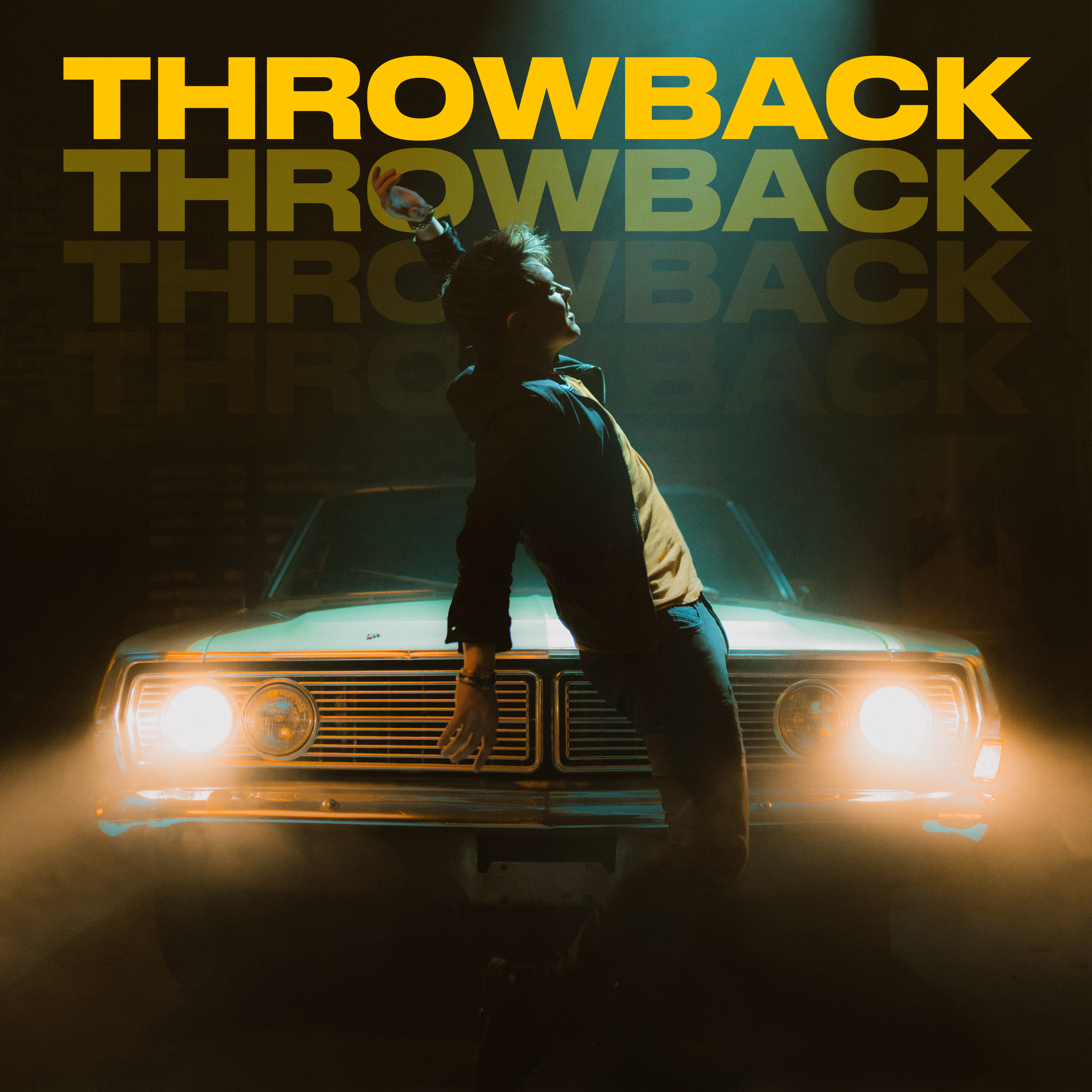 """""""Throwback"""" by Michael Patrick Kelly is already leading several European radio charts."""