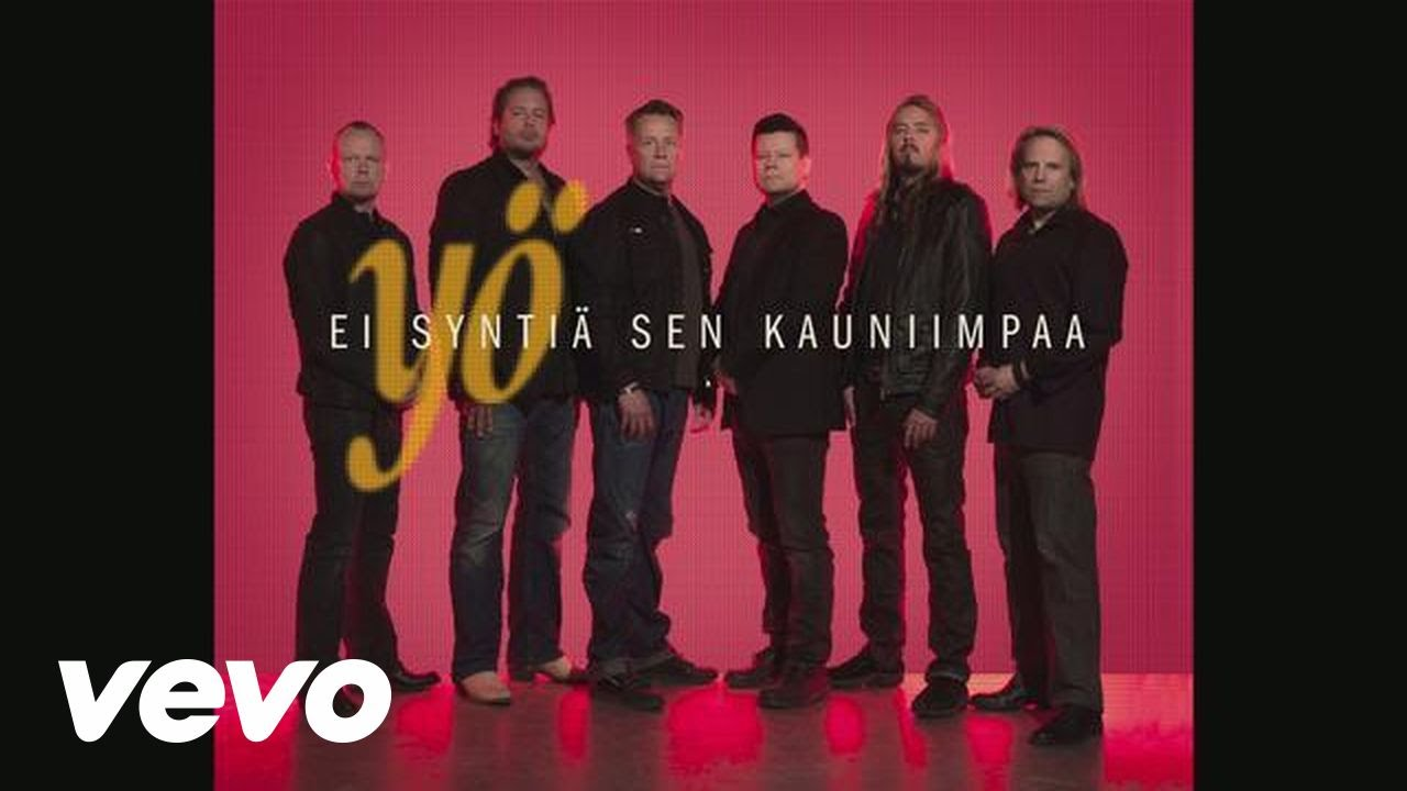 Yö - Ei syntiä sen kauniimpaa (Audio Video)