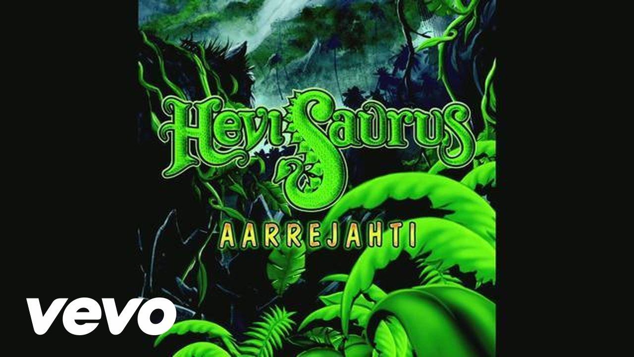Hevisaurus - Aarrejahti