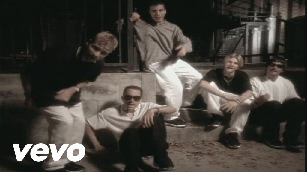 Backstreet Boys - Quit Playing Games (Underground Mixes)