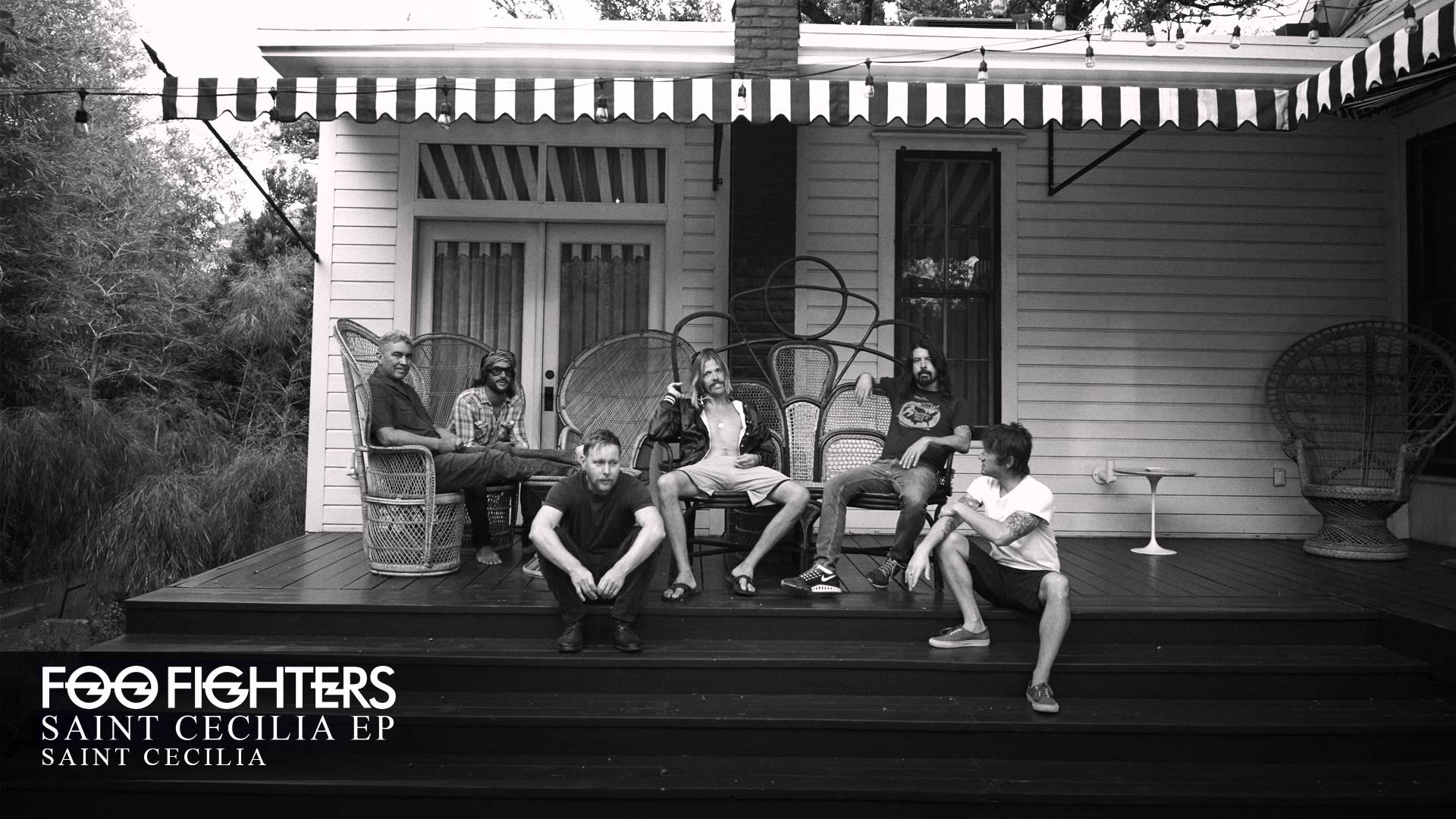 Foo Fighters - Saint Cecilia