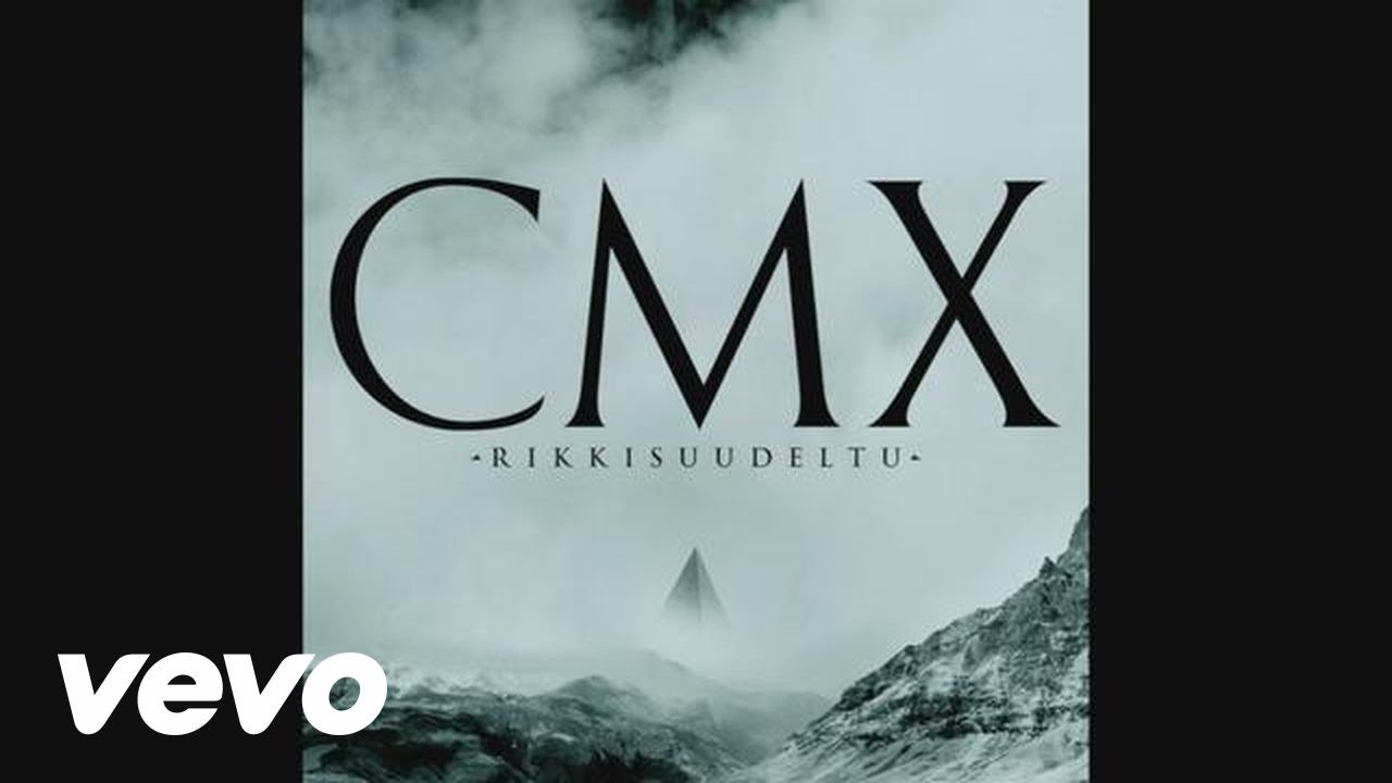 CMX - Rikkisuudeltu (Official Lyric Video)