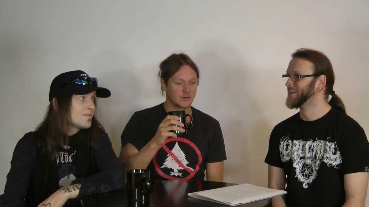 CHILDREN OF BODOM - Part 1: Nuclear Blast Facebook (OFFICIAL FAN INTERVIEW)