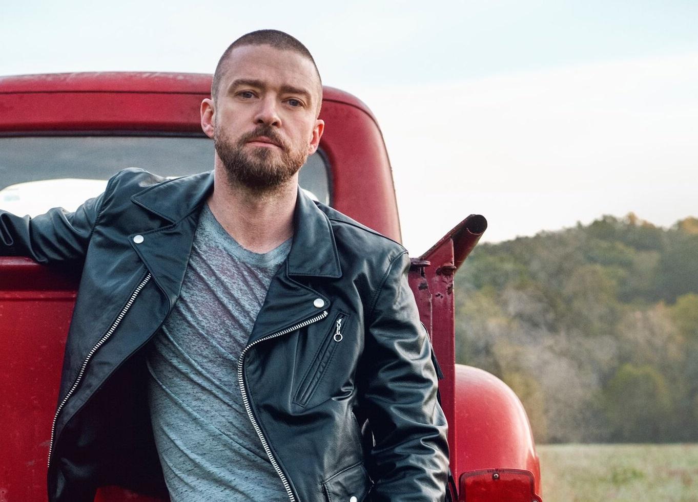 Justin Timberlake palaa uudella musiikilla