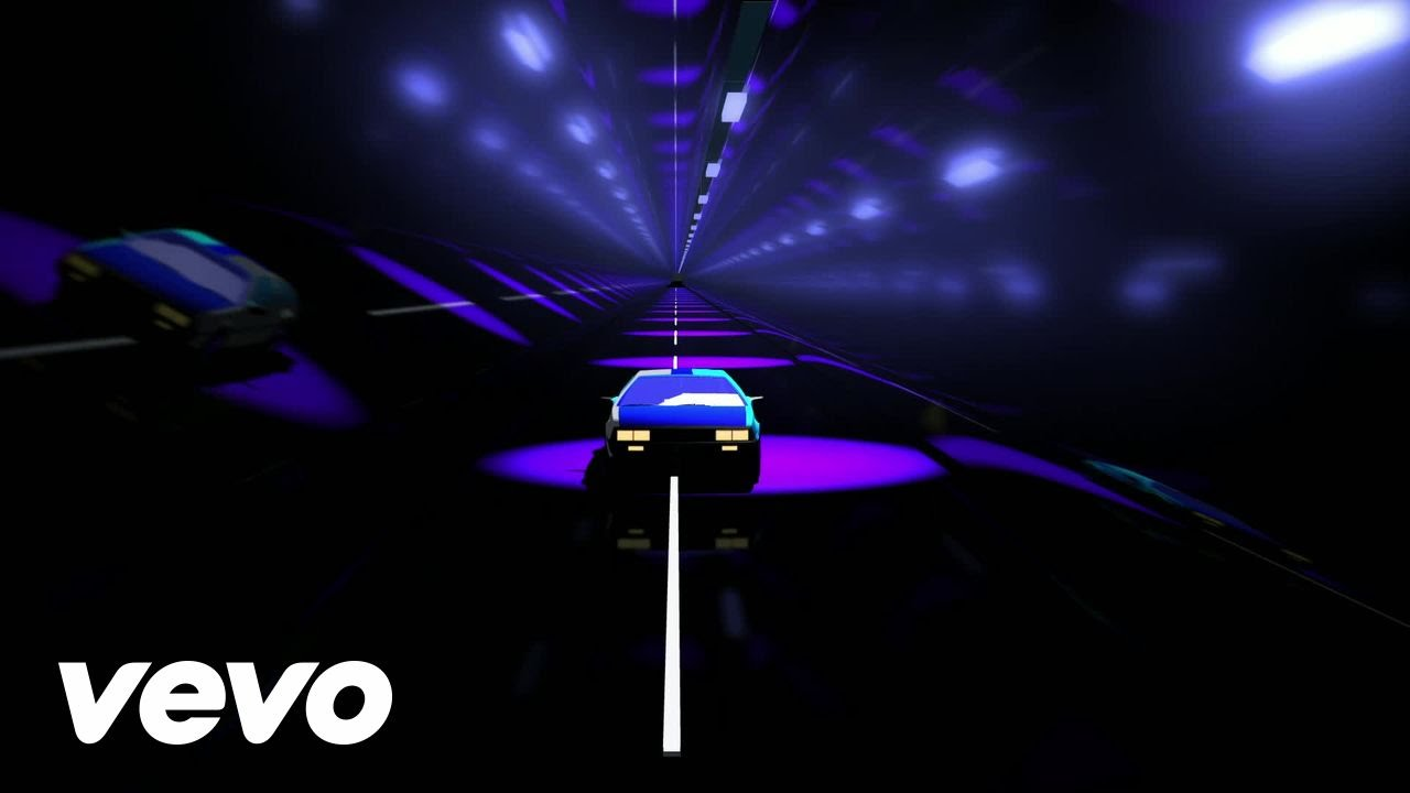 Giorgio Moroder - Tom's Diner (Lyric Video) ft. Britney Spears