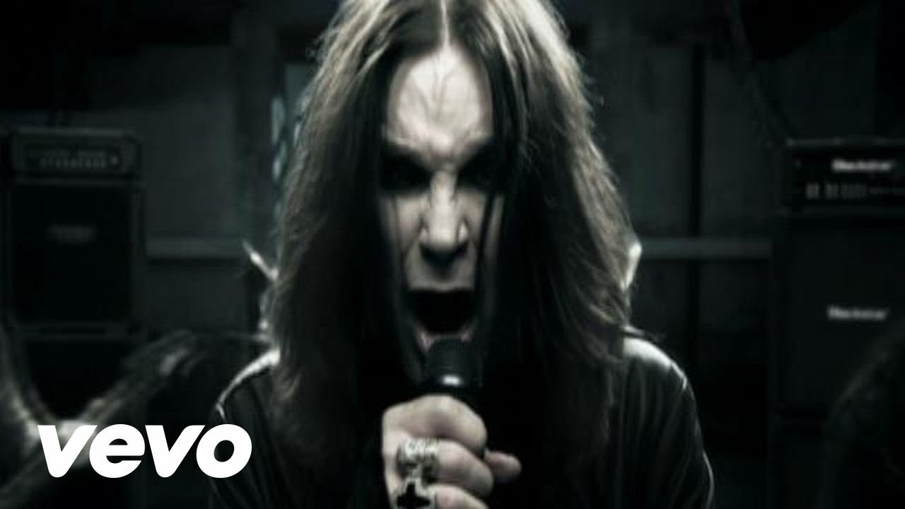 Ozzy Osbourne - Let Me Hear You Scream