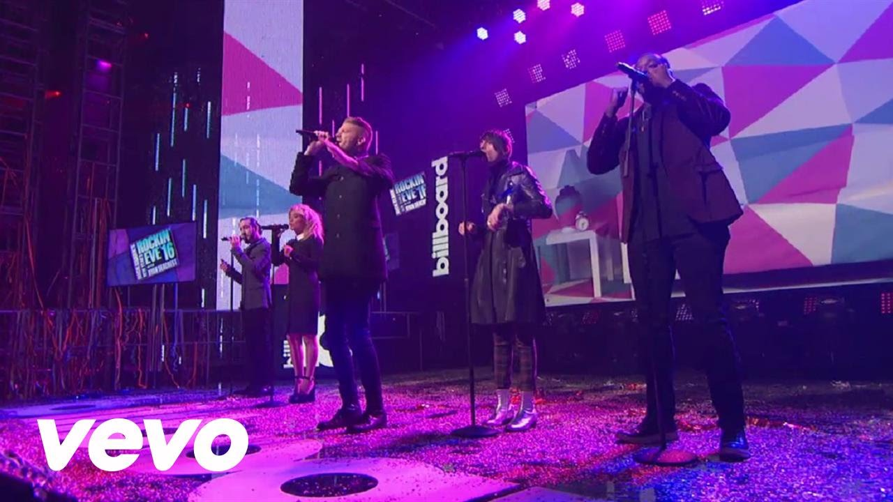 Pentatonix - Can't Sleep Love (Live at New Year's Rockin Eve)
